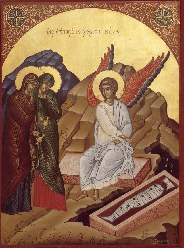 ingerul-vestind-invierea-sa