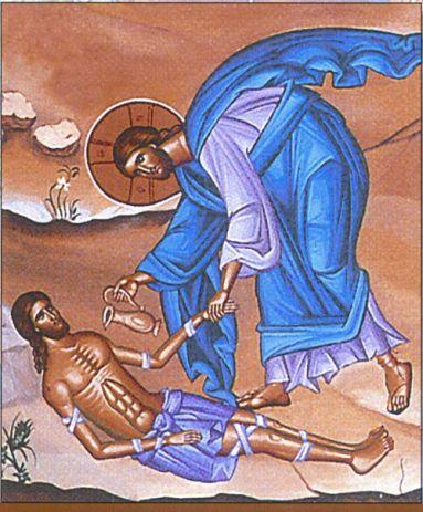 Christ-samaritan