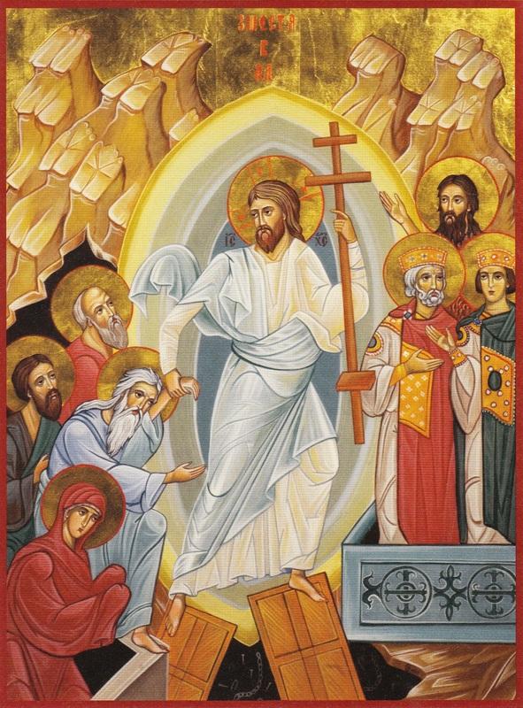 Risen+Christ